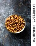 roasted masala chickpea   chana ... | Shutterstock . vector #1093288664