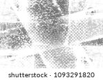 grunge black and white pattern. ...   Shutterstock . vector #1093291820