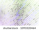coding hacker concept. freeware ... | Shutterstock . vector #1093320464