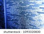 admin access to data source.... | Shutterstock . vector #1093320830
