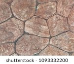 stones wall seamless background ... | Shutterstock . vector #1093332200