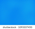 blue comic pop art halftone...   Shutterstock .eps vector #1093337450
