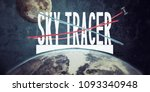 space exploration project in... | Shutterstock . vector #1093340948
