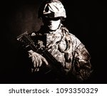 half length portrait of special ... | Shutterstock . vector #1093350329