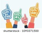 vector cartoon illustration of... | Shutterstock .eps vector #1093371500