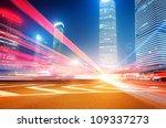 shanghai lujiazui finance  ...   Shutterstock . vector #109337273