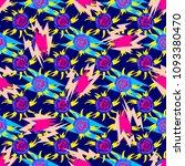 abstract seamless vector...   Shutterstock .eps vector #1093380470