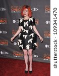 Small photo of LOS ANGELES, CA - JANUARY 6, 2010: Singer Hayley Williams of Paramore at the 2010 People's Choice Awards at the Nokia Theatre L.A. Live in Los Angeles.