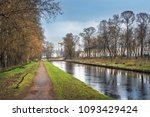 the white cathedral of the...   Shutterstock . vector #1093429424