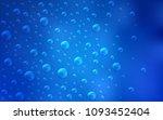 light blue vector background...   Shutterstock .eps vector #1093452404