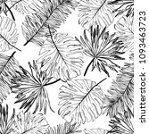seamless vector pattern with...   Shutterstock . vector #1093463723