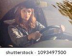 fresh driver  traveling concept.... | Shutterstock . vector #1093497500