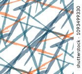 abstract vector pattern. grunge ...   Shutterstock .eps vector #1093499330