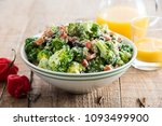 Broccoli Salad With Pepper