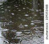 Rainy Day  Rain And Water...