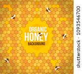 """honey"" label. composition of... 