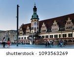 leipzig  germany   july 21 ... | Shutterstock . vector #1093563269