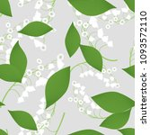 seamless pattern with vector... | Shutterstock .eps vector #1093572110