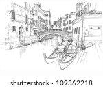 ponte del mondo novo  campo s... | Shutterstock .eps vector #109362218