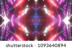 abstract multicolored creative... | Shutterstock . vector #1093640894