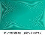 gradient polka dots green...   Shutterstock .eps vector #1093645958