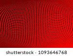 gradient polka dots red...   Shutterstock .eps vector #1093646768