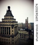 new york  ny usa   mar 7 2014   ... | Shutterstock . vector #1093650374