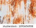 metal rust background metal... | Shutterstock . vector #1093656908