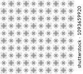 seamless abstract black texture ... | Shutterstock . vector #1093659920