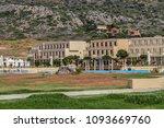 sissi  crete  greece   may 16 ...   Shutterstock . vector #1093669760