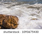 amazing sea with blue summer...   Shutterstock . vector #1093675430