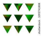 vector gradient reverse... | Shutterstock .eps vector #1093741808