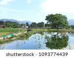 countryside in hong kong | Shutterstock . vector #1093774439