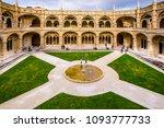 lisbon  portugal   dec 30  2008 ...   Shutterstock . vector #1093777733
