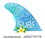 blue watercolor style vector... | Shutterstock .eps vector #1093779779