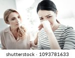 im stuck. disappointed unhappy... | Shutterstock . vector #1093781633