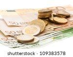 euros | Shutterstock . vector #109383578