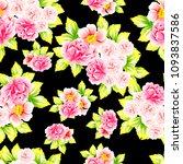 abstract elegance seamless... | Shutterstock .eps vector #1093837586