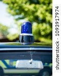 old style british blue police... | Shutterstock . vector #1093917974