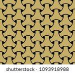 japanese seamless wicker... | Shutterstock .eps vector #1093918988
