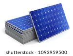 creative abstract solar power... | Shutterstock . vector #1093959500