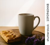 Small photo of Black tea / afternoon tea sandwich sweet