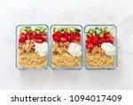 greek style grilled chicken... | Shutterstock . vector #1094017409