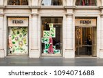 rome  italy   may 13  2018 ... | Shutterstock . vector #1094071688