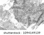 monochrome abstract triangle... | Shutterstock .eps vector #1094149139