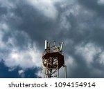 Small photo of tower of tele company