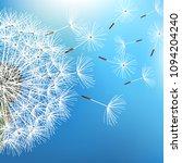 beautiful trendy nature... | Shutterstock . vector #1094204240
