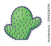 cactus icon image   Shutterstock .eps vector #1094206196