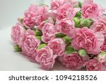 Beautiful Carnation Bouquet On...