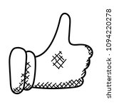 thumbs up icon design symbol...